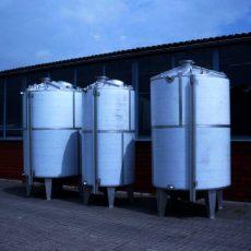 Mischbehälter für die chemische Behälter